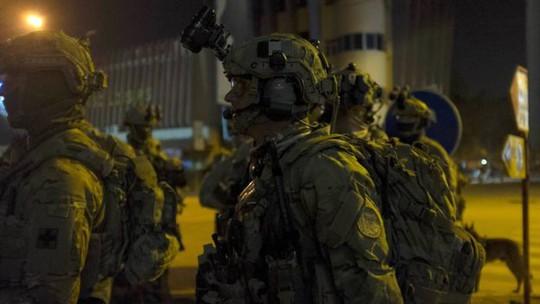 Lực lượng Pháp, Mỹ tham gia chiến dịch giải cứu cùng an ninh Burkina Faso. Ảnh: Reuters