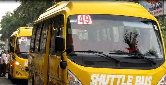 Xe buýt 49 là tuyến xe buýt 5 sao thứ hai
