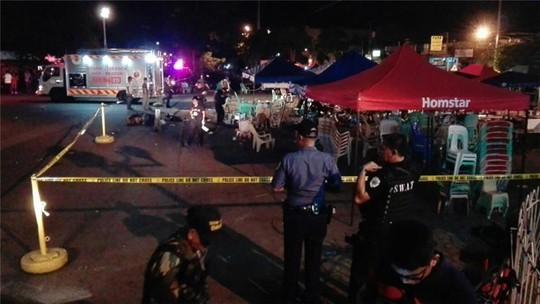 Vụ nổ hôm 2-9 khiến 14 người thiệt mạng. Ảnh: EPA