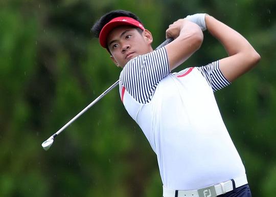 Trương Chí Quân, tay golf trẻ số 1 Việt Nam hiện nay