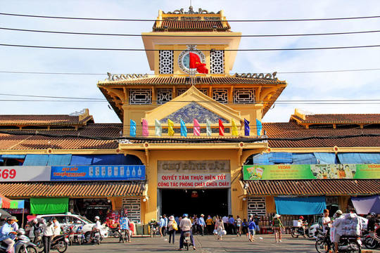 10 chợ lấy hàng sỉ giá rẻ nhất Sài Gòn