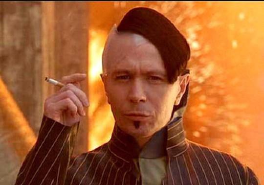 Kiểu tóc của Sergio Ramos được cho là lấy cảm hứng từ nhân vật Zorg trong phim Nhân tố thứ 5