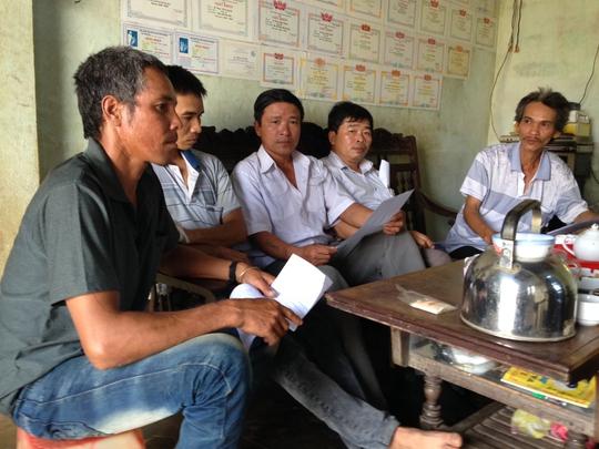 Hàng chục hộ dân với đơn từ khiếu nại đòi nợ UBND huyện M'Đrắk