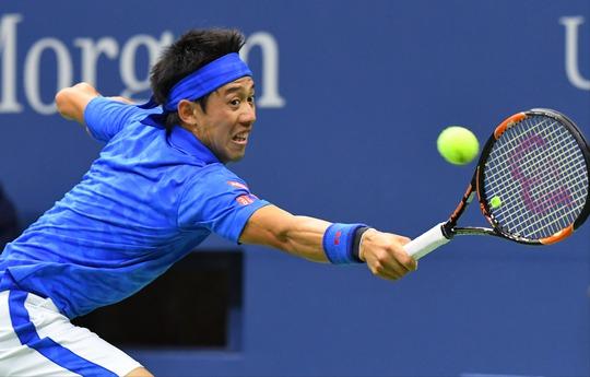 Nishikori vừa hay vừa bản lĩnh khi lật đổ Murray ở tứ kếtẢnh: REUTERS
