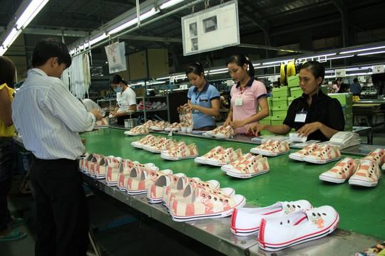 Được doanh nghiệp đãi ngộ tốt nên công nhân Công ty CP Công nghiệp Đông Hưng luôn tận lực cống hiến