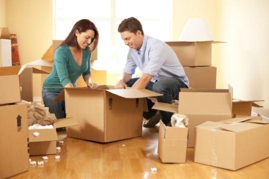 Khi chuyển vào nhà mới, phải mang chiếu và bếp nấu vào nhà đầu tiên