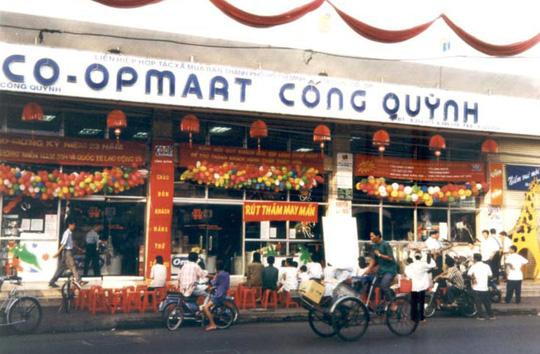Co.opmart Cống Quỳnh 1996