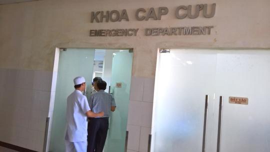 Các bệnh nhân có dấu hiệu ngộ độc thực phẩm đang được điều trị cách ly tại bệnh viện.