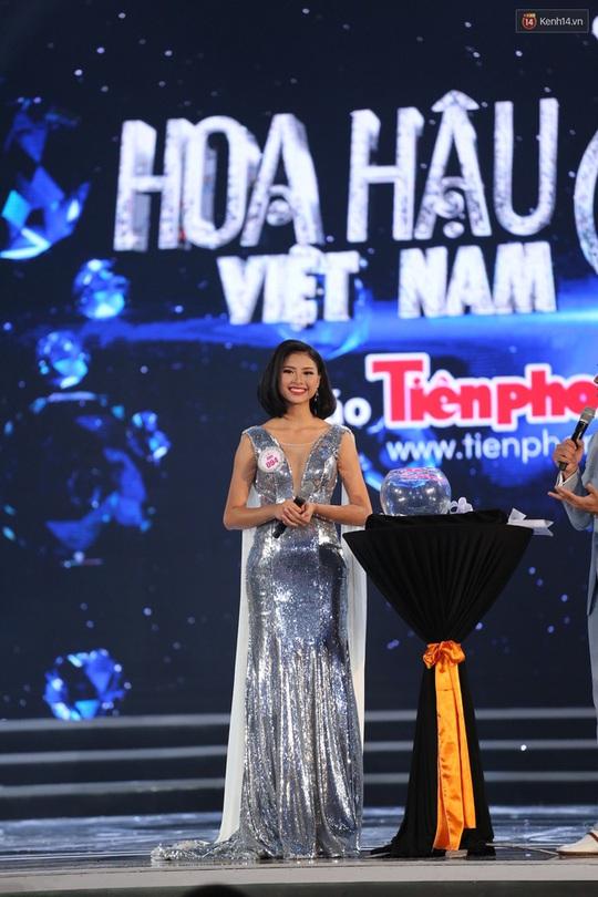 Đào Thị Hà lọt khỏi top 3 vì trả lời ứng xử lạc đề