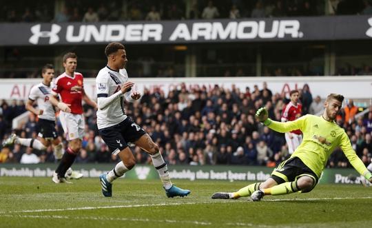Tottenham có những ngôi sao tỏa sáng đúng thời điểm như Dele Alli
