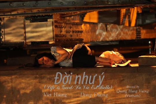 poster phim Đời như ý