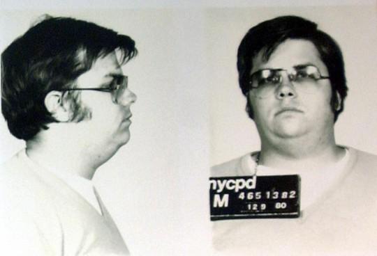 Mark Chapman khi mới bị bắt