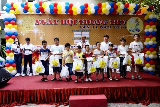 Saigontourist tổ chức Ngày hội trung thu