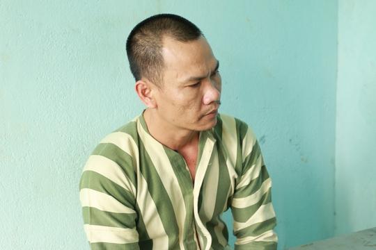 Trùm Phong cướp bị bắt giữ để làm rõ các hành vi cưỡng đoạt tài sản, tàng trữ trái phép chất ma túy, vũ khí quân dụng