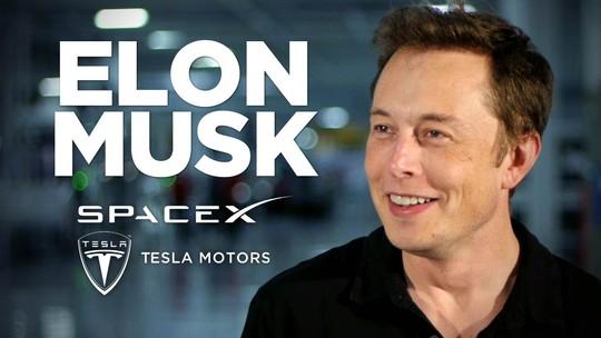Tỉ phú công nghệ Elon Musk