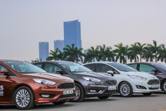 Chương trình lái thử xe Ford