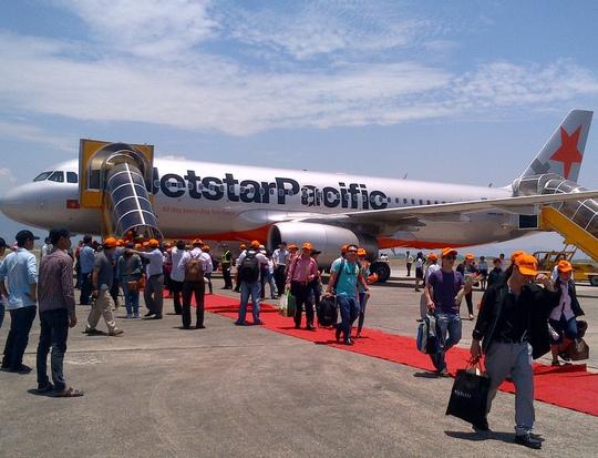 Jetstar mở 2 đường bay mới, giữa Hà Nội – Chu Lai (Quảng Nam) và Hà Nội – Quy Nhơn (Bình Định)
