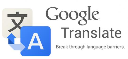 Google Dịch hoàn thiện từng ngày