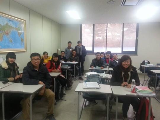 Học tiếng Hàn ở đâu?