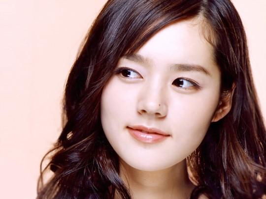 Vẻ đẹp của Han Ga In