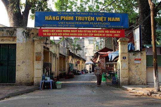 Giá trị lợi thế kinh doanh của Hãng phim Truyện Việt Nam bằng 0