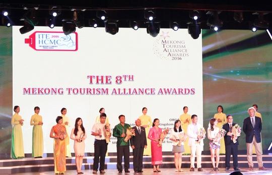 Trao giải Trang mạng thương mại điện tử du lịch xuất sắc của năm, Chương trình quảng bá điểm đến du lịch trên truyền hình của năm