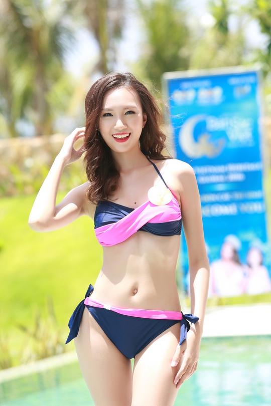thí sinh Hồ Ngọc Huyền