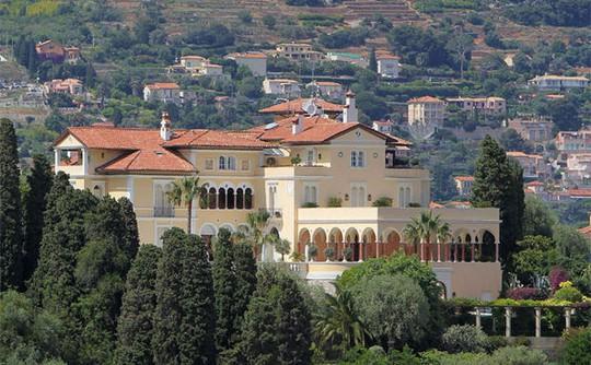 Rao bán căn biệt thự 1 tỉ euro