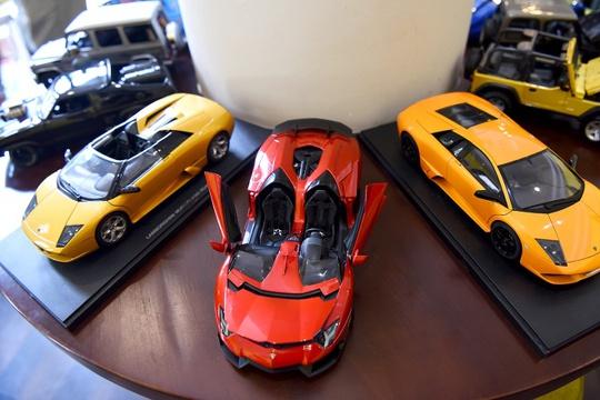 Siêu xe Lamborghini nổi bật.