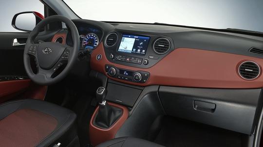 Hyundai i10 2017 chính thức trình làng, nhiều nâng cấp đáng kể