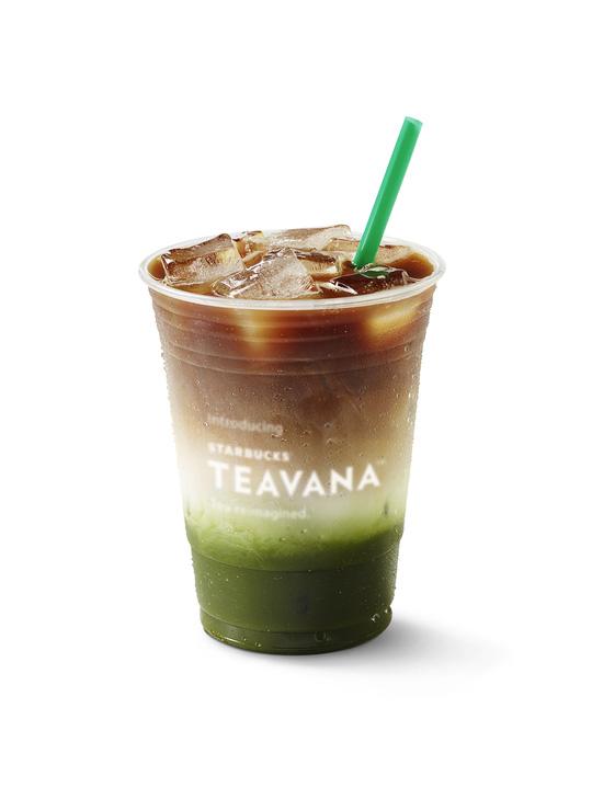 Độc đáo thức uống pha chế từ trà Starbucks® Teavana™