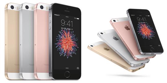 Mua iPhone SE dễ dàng hơn tại Viễn Thông A