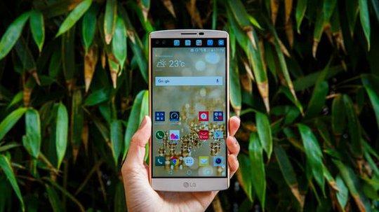 Mẫu smartphone LG V10 được cho là sẽ thổi làn gió mới cho các thiết bị cầm tay trong năm 2016.