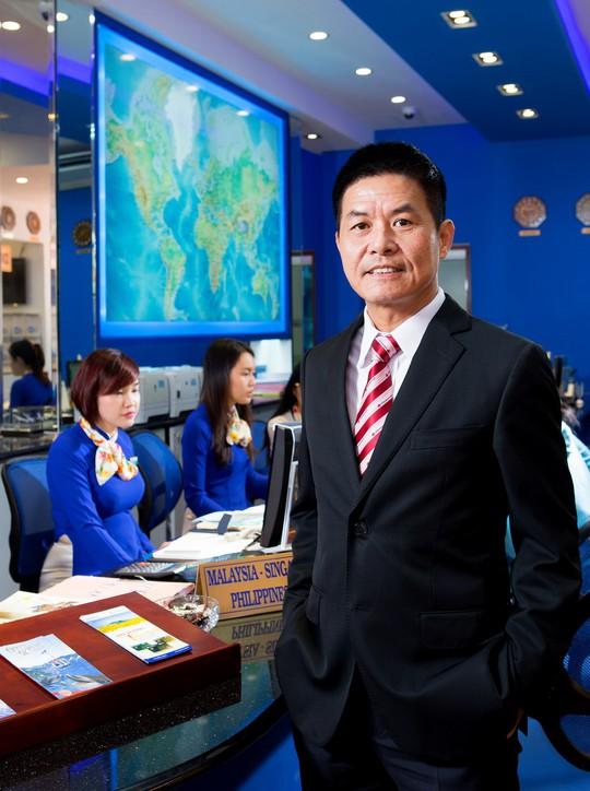 Ông Nguyễn Quốc Kỳ