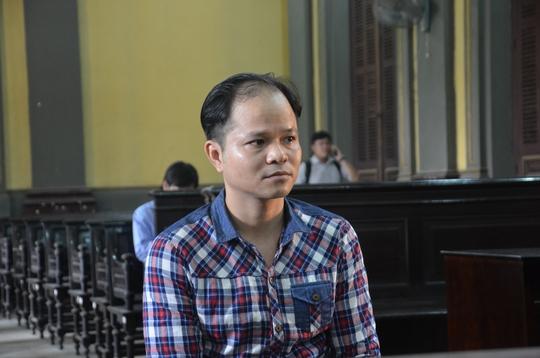 Bị cáo Võ Văn Minh tại phiên tòa phúc thẩm