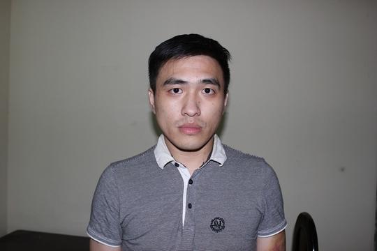 Hai công an rởm Nguyễn Thạc Minh Hiếu...