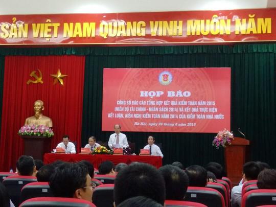 Kiểm toán Nhà nước cho rằng việc xử lý nợ xấu của VAMC chưa hiệu quả