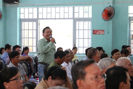 Ông Nguyễn Thanh Long, xã Xuân Thới Thương: 18 năm rồi nhà cửa tạm bợ nghe như lời ru buồn mênh mang