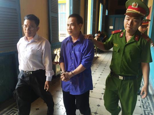 Trần Văn Diệp nhận án tử cho hành động sốc nổi của mình