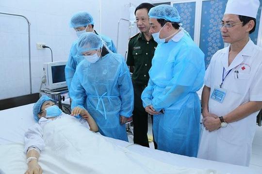 Nữ bệnh nhân được ghép tạng mong muốn hiến xác cho y học nếu sau này sức khỏe cho phép