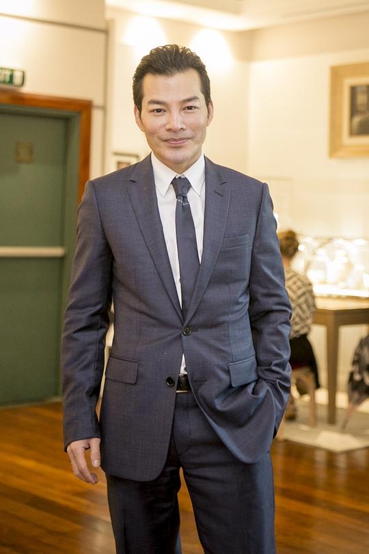 Trần Bảo Sơn làm đại sứ thiện chí, kêu gọi chống tiêu thụ sừng tê giác