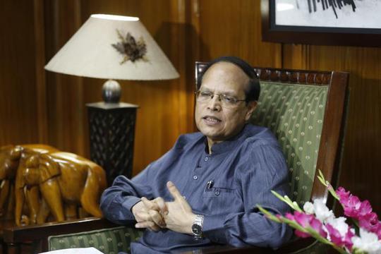 Thống đốc ngân hàng Bangladesh Atiur Rahman. Ảnh: REUTERS