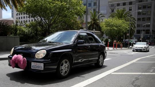 Một chiếc xe của hãng Lyft. Ảnh: Forbes