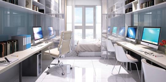 Office-tel - mô hình văn phòng kiêm nơi ở tiện ích đang trở thành thị hiếu trên thị trường