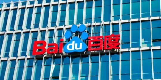 Cơ quan quản lý không gian mạng Trung Quốc (CAC) thông báo điều tra Baidu. Ảnh: SHANGHAIIST