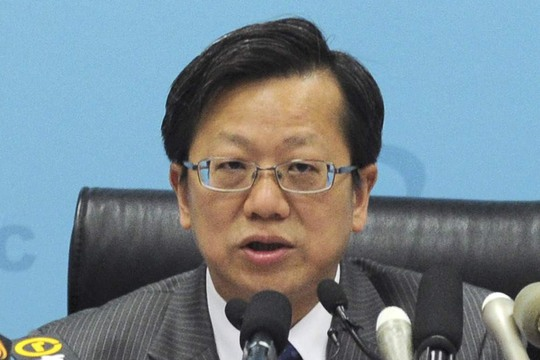 Vụ trưởng Vụ luật và hiệp ước của Bộ Ngoại Giao Trung Quốc Từ Hoằng Ảnh: THE STRAITS TIMES