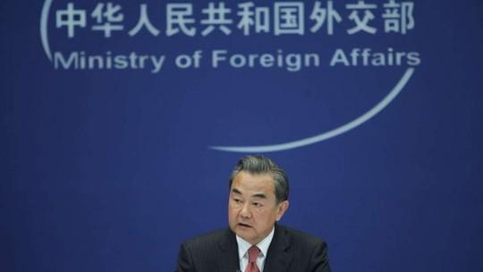 Ngoại trưởng Trung Quốc Vương Nghị Ảnh: SCMP