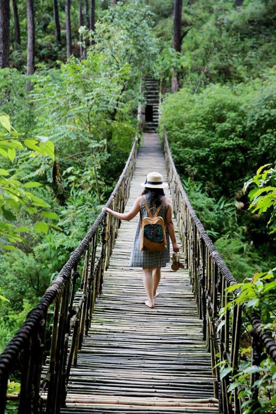 Lạc vào ngôi làng Cù Lần đẹp như cổ tích ở Đà Lạt