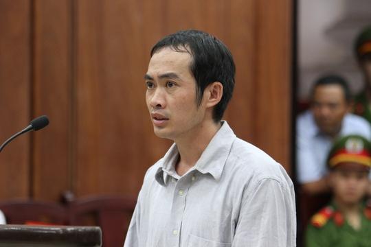 Đại diện VKSND tối cao tại Đà Nẵng đề nghị HĐXX cấp phúc thẩm giữ nguyên án sơ thẩm đối với bị cáo Nguyễn Thân Thảo Thành