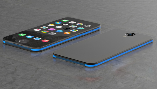 Một concept thiết kế iPhone 8